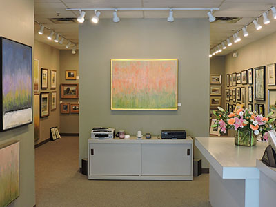 What's New at Morningside Gallery