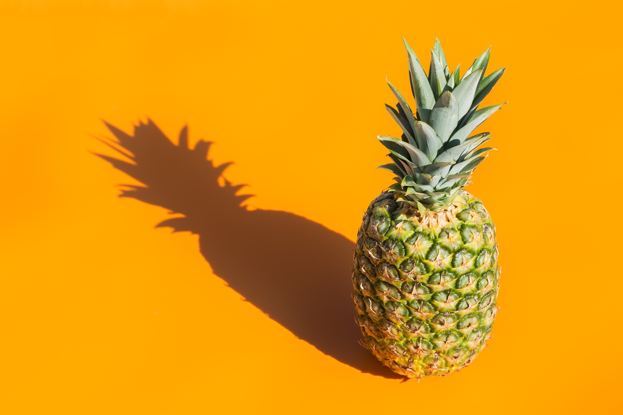 Sometimes a pineapple is more than a pineapple…